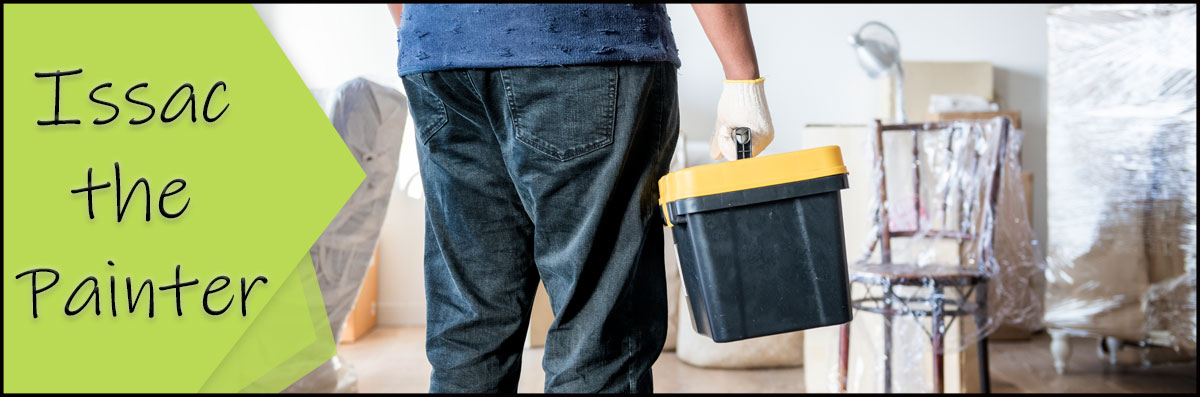Issac the Painter Specializes in Handyman Services in