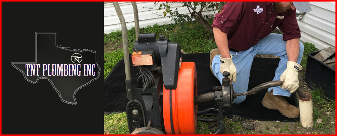 TNT Plumbing Offers Drain Cleaning in Forney, TX