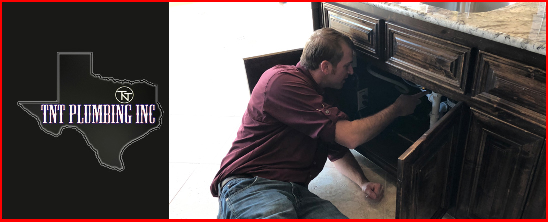 TNT Plumbing Offers Residential Plumbing in Forney, TX