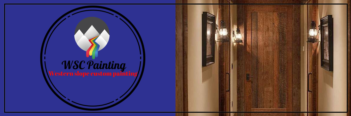 Western Slope Custom Painting, LLC Offers Staining in Rifle, CO