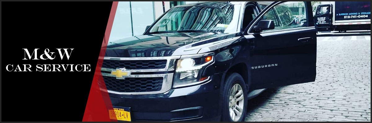 M&W Car Service Offers Corporate Transportation in Deer Park, NY