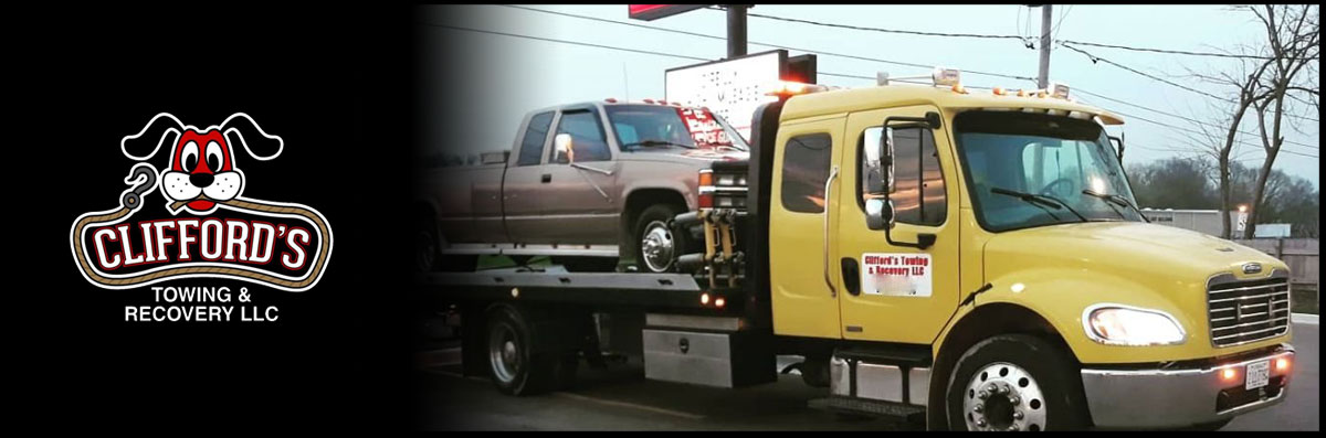 Clifford's Towing & Recovery LLC Offers a Towing Service in Montgomery, IL