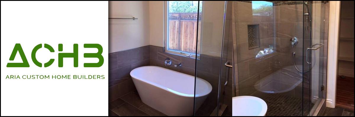 . Aria Custom Home Builder Does Bathroom Remodeling in San Jose  CA