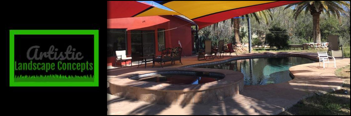 Artistic Landscape Concepts Does Landscaping in Tucson, AZ