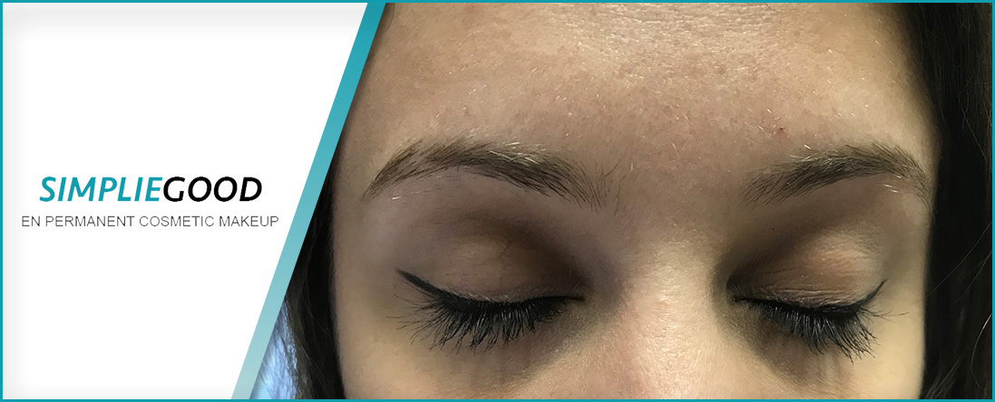 Simplie Good En Permanent Makeup offers Eyebrow Tinting in