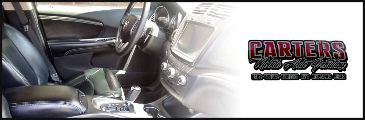 Carter S Mobile Auto Detailing Does Auto Interior Cleaning