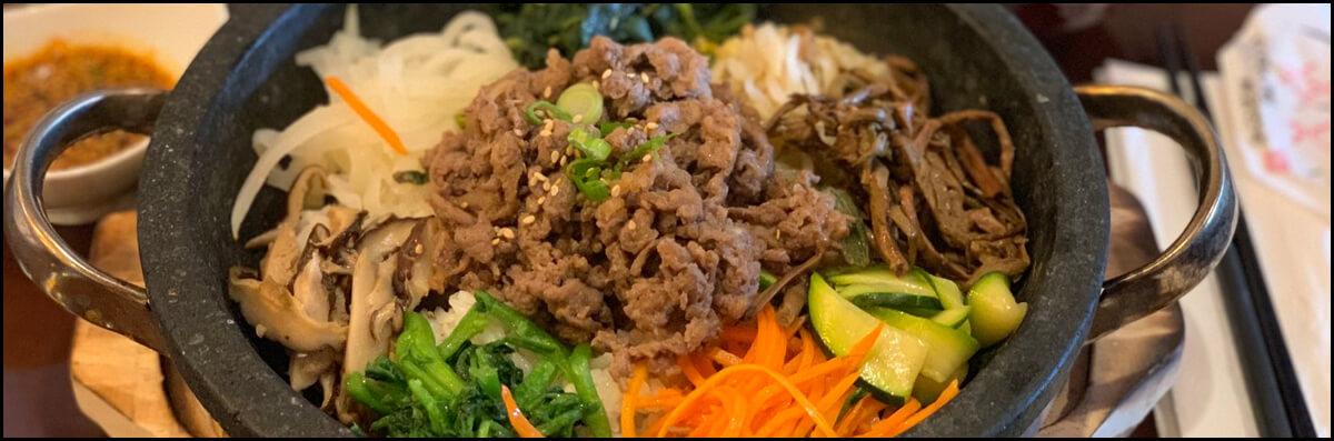 Sushi & Kimchi Serves Korean Food in Nyack, NY