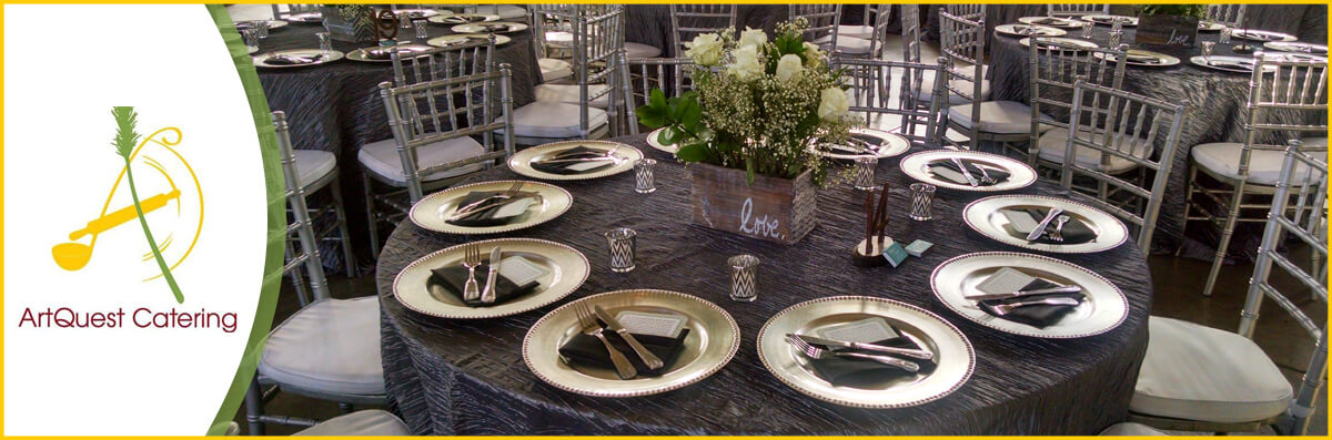 ArtQuest Catering Offers Full-Service Catering in San Diego, CA