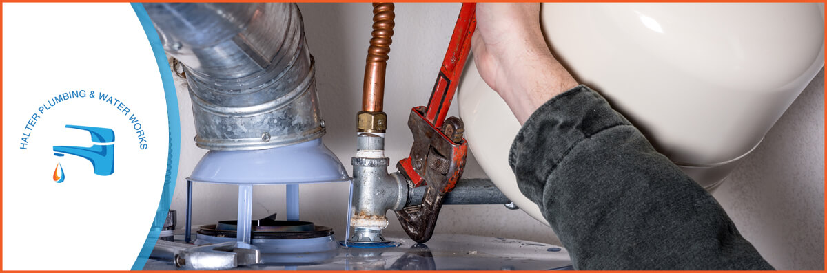 Halter Plumbing & Water Works Offers Water Heater Repair in Rochester, NY