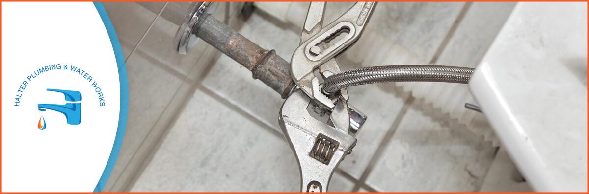 Halter Plumbing & Water Works Offers Leak Repair in Rochester, NY