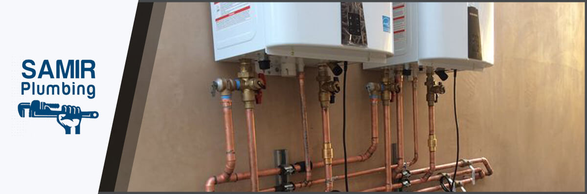 Samir Plumbing Offers Water Heater Services in Chatsworth, CA