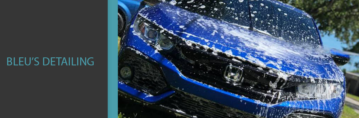 Bleu's Detailing Does Auto Detailing in Tampa, FL