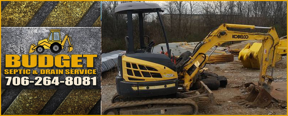 Budget Septic and Drain Services offers House Demolition and Land Clearing services in Rossville, GA