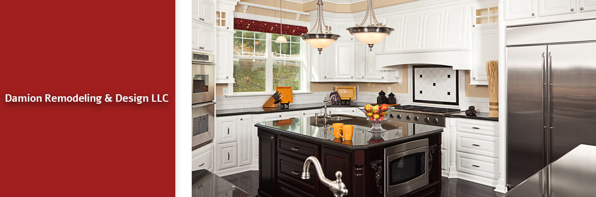 Damion Remodeling Design Llc Does Kitchen Remodeling In