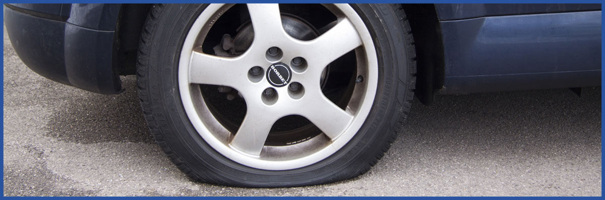 Blue Angel Towing, LLC Helps with Tire Changes in Austin, TX
