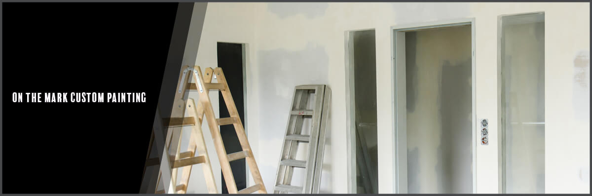 On The Mark Custom Painting Offers Drywall in South Brunswick Township, NJ