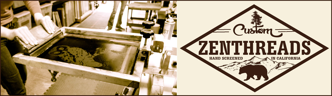 Zen Threads Performs Custom Screen Printing in Sacramento, CA