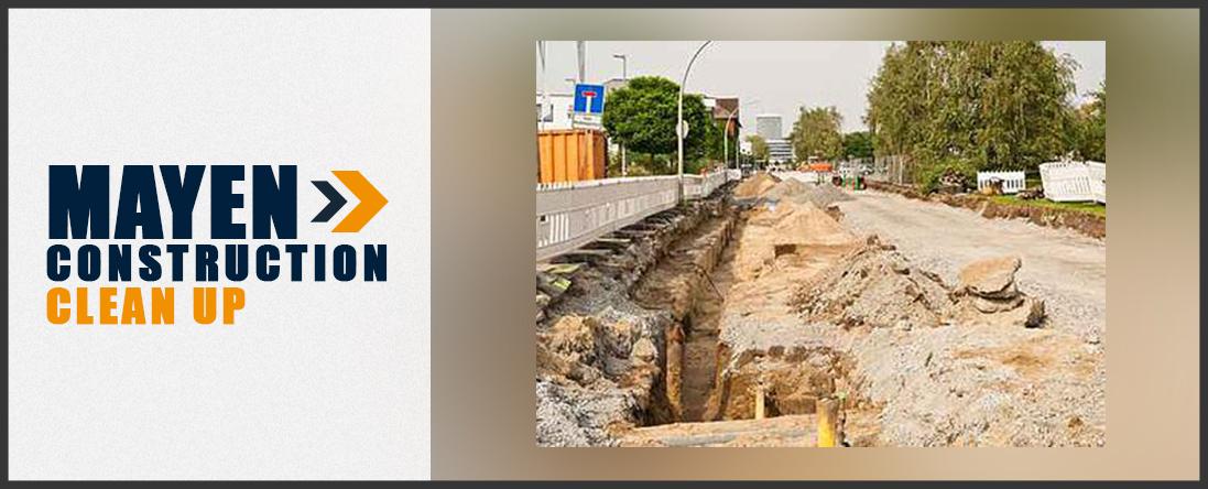 Concrete/Asphalt Removal