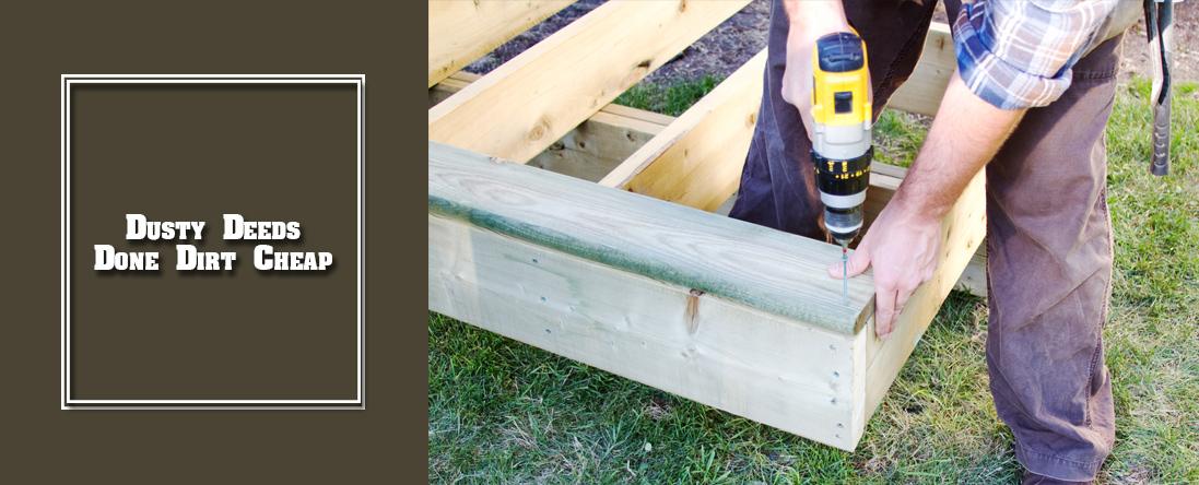 Deck Install