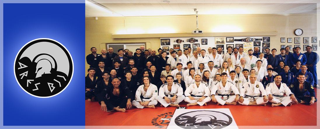 Brazilian Jiu Jitsu Classes for Adults and Children