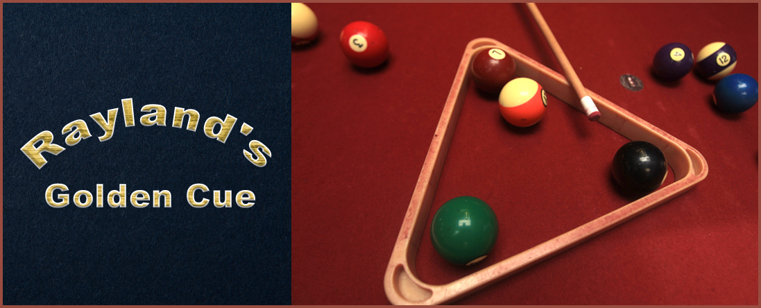 Pool Table Supplies