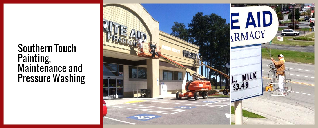 Commercial and Residential Painting; Exterior and Interior
