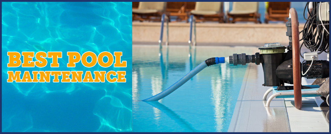 Pool Equipment Repair & Installation