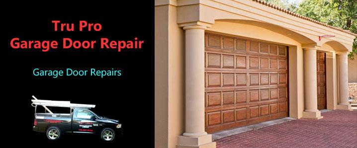 Tru Pro Garage Door Repair Amp Custom Fabrifications