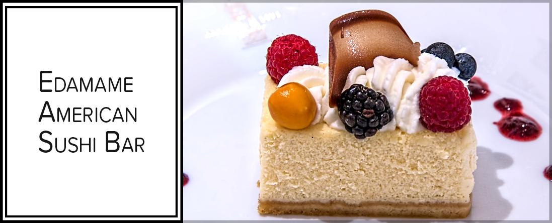 Handcrafted Desserts