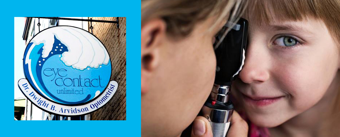 Eye Exams & Contact Lens Fitting