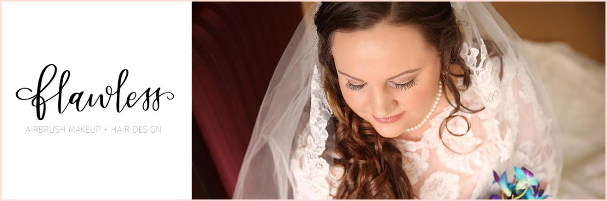 Wedding Airbrush Makeup