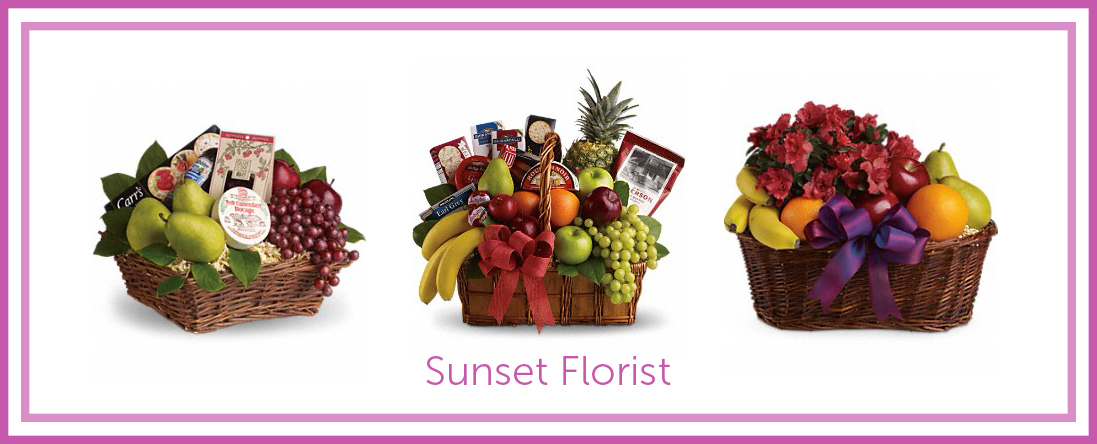 Fruit Baskets & Gift Baskets