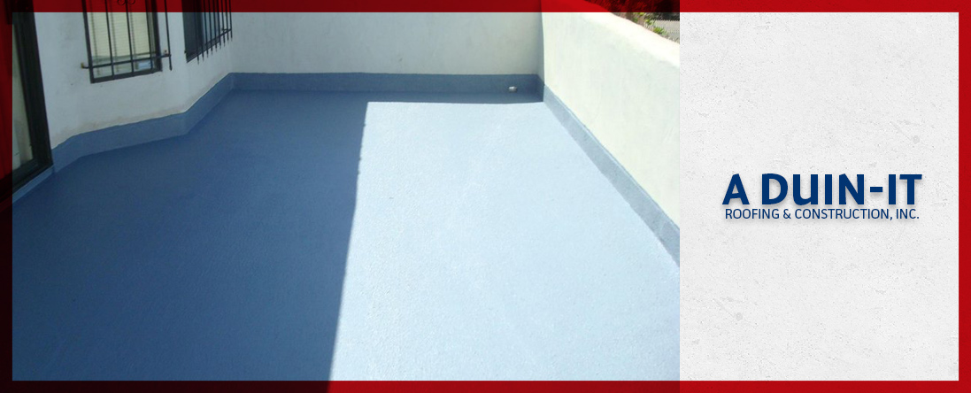 Exterior Deck Waterproofing