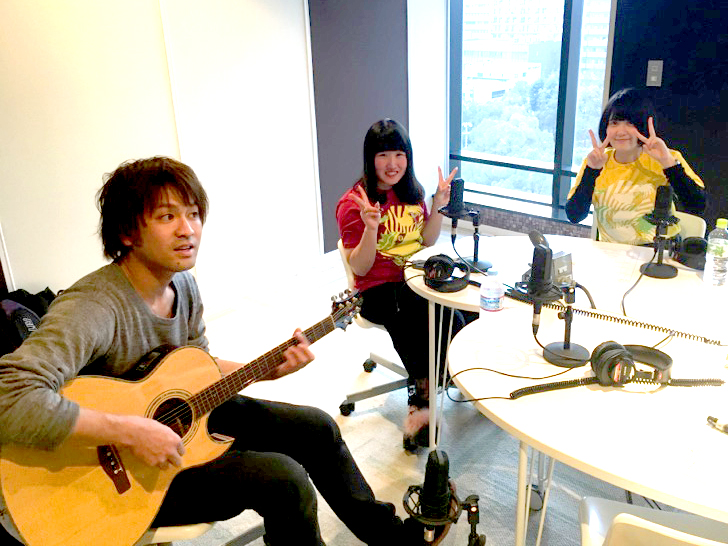 Face to face ~music workshop~ にゲストが来校しました