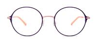 Purple Haze/Soft Taupe