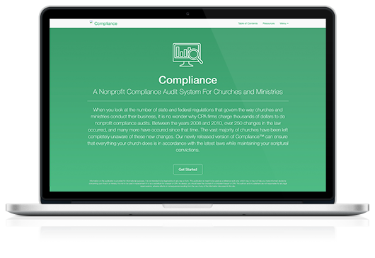 Compliance Suite on a Macbook