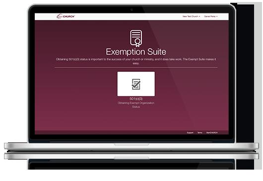 Exemption Suite™