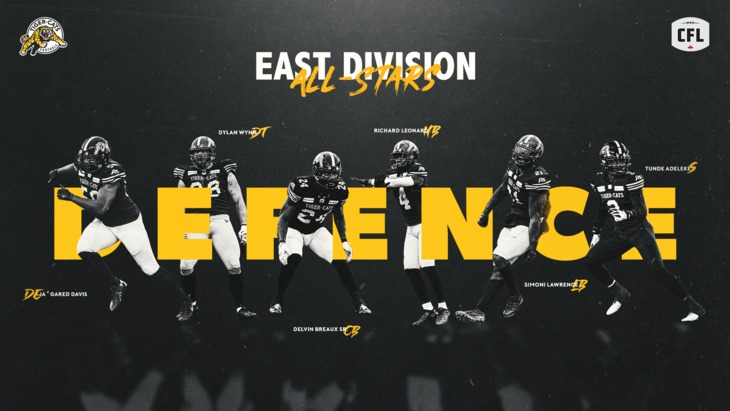 East Division All-Stars - Defence