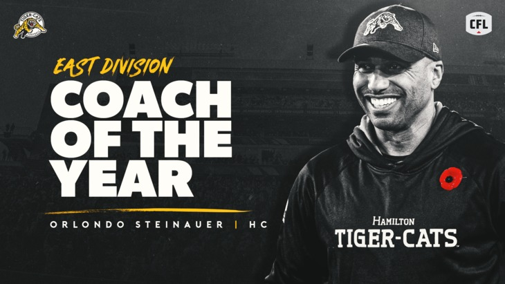 CFL Award Nominees - COACH O
