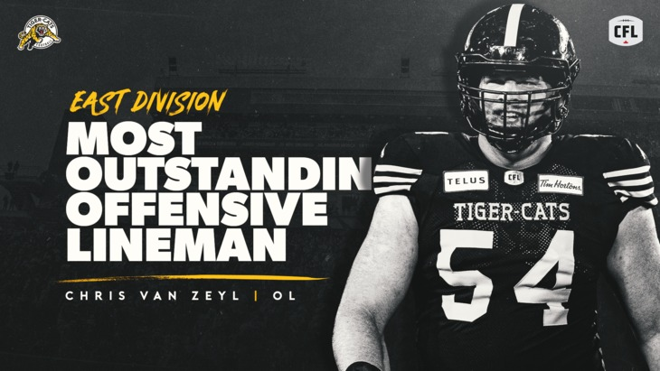 CFL Award Nominees CVZ