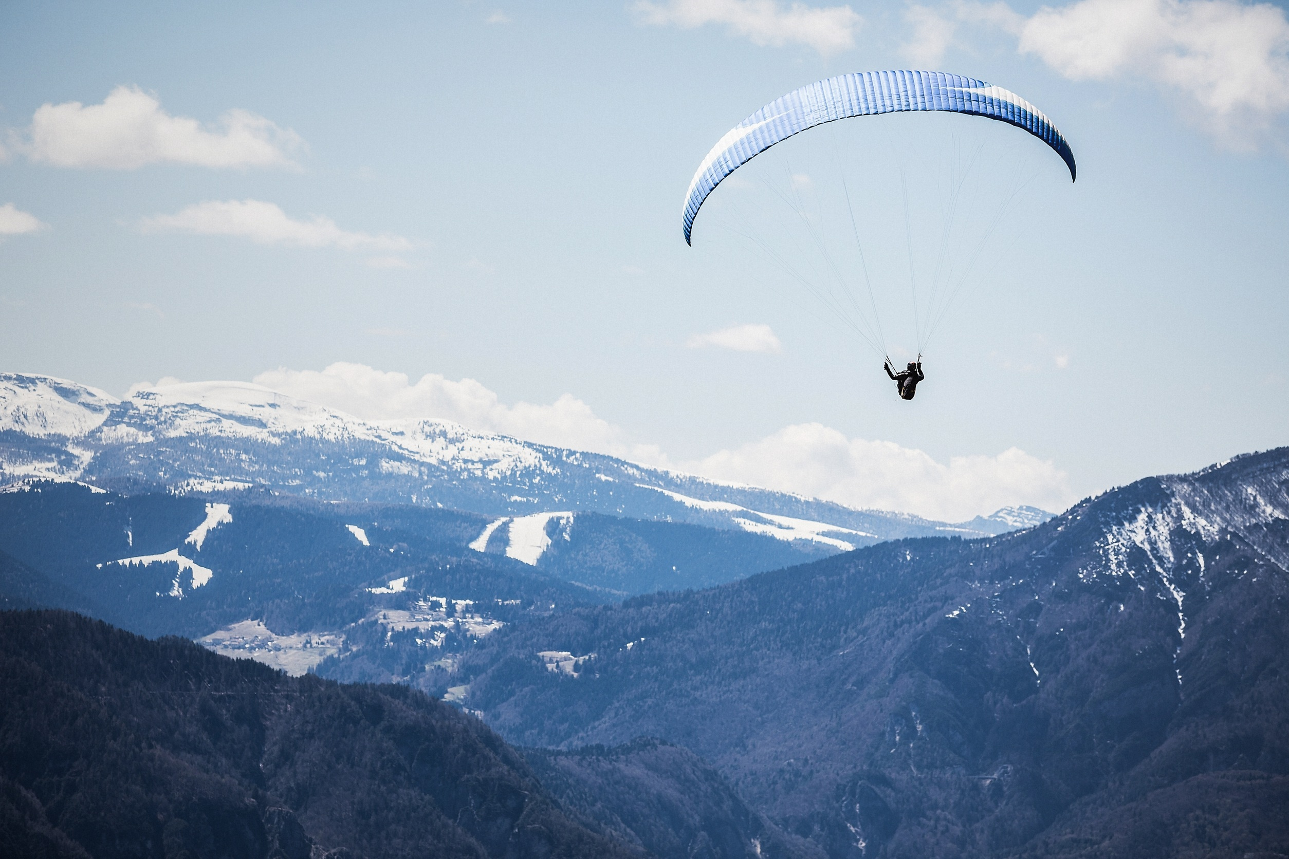 Organize your skydiving company