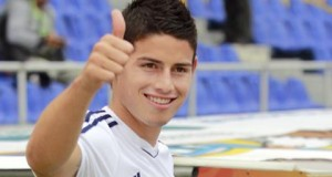 James se une al Real Madrid