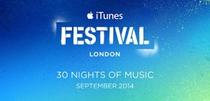 Apple Anuncia el iTunes Festival de Londres 2014