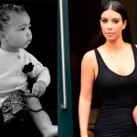 North West hace su debut como modelo