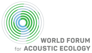 an affiliate of the World Forum for Acoustic Ecology