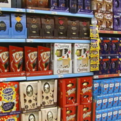Easter eggs generate an estimated 3,000 tonnes of waste every year, and much of it ends up in landfill
