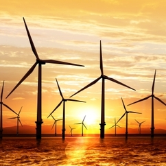 New offshore wind farms in Liverpool bay and off the Moray, Norfolk and Yorkshire coasts are amongst the projects