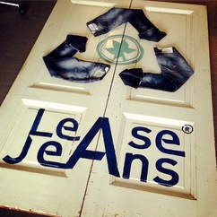 Lease your jeans