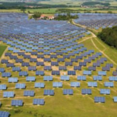 Produce World Yaxley is due to swap to renewable energy sourced from solar panels