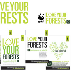 WWF - Love Your Forests - UP&UP Creative